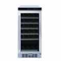 30 Btls Delonghi Wine Storage Cabinet DEWC30S