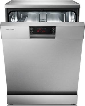 Samsung Dishwasher DWFG725L Front Open