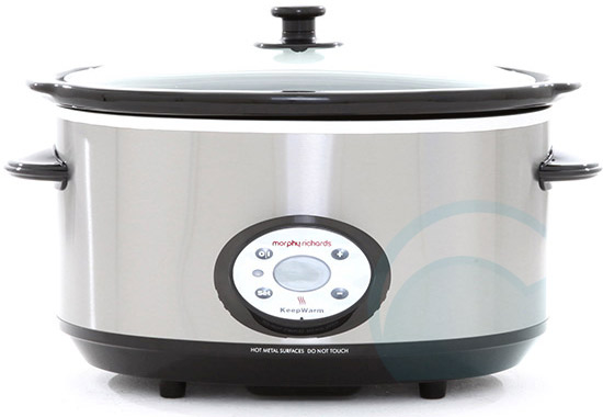 morphy richards slow cooker 48730 instructions