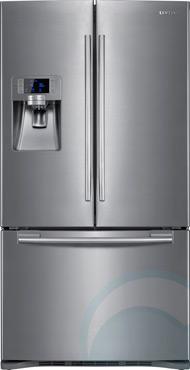 639l Samsung 3 Door Fridge Srf Appliances Online