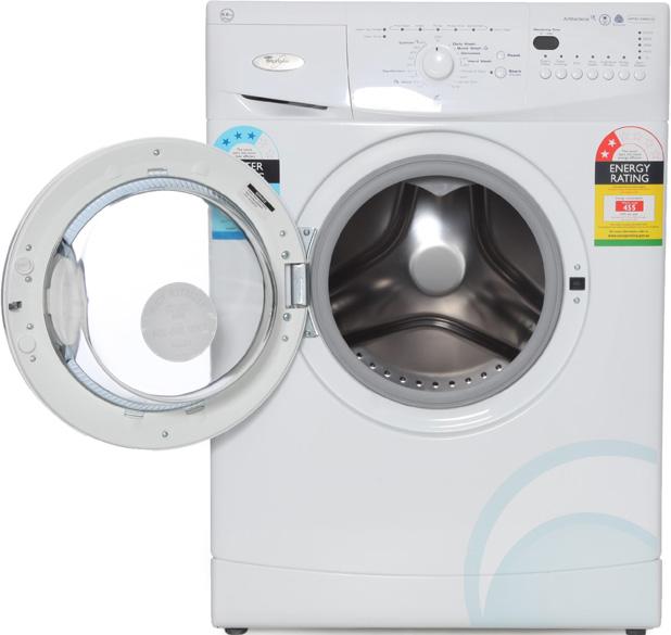 5 5kg Front Load Whirlpool Was Appliances Online