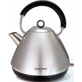 Morphy Richards Stainless Steel Accents Traditional Pyramid Kettle 102022