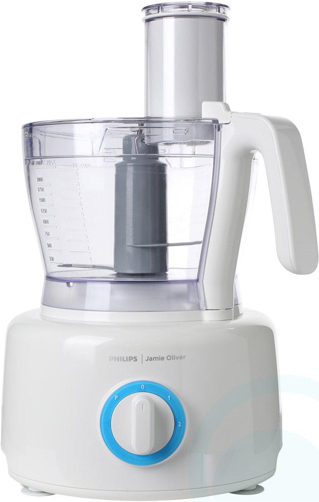 Get Fresh with Philips Jamie Oliver Food Processor! | Life