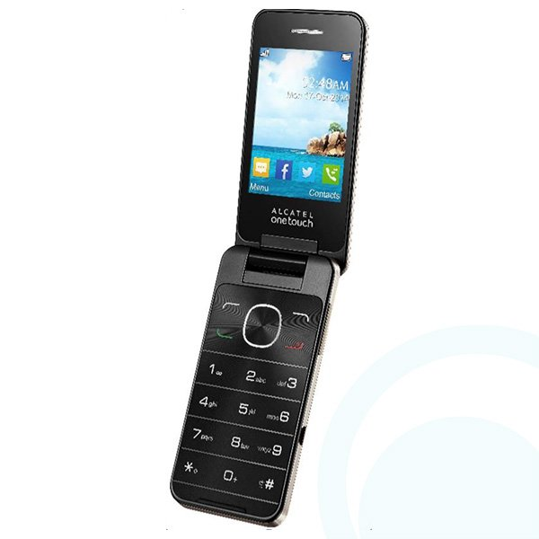 Alcatel One Touch 20 1... Alcatel One Touch Flip Phone