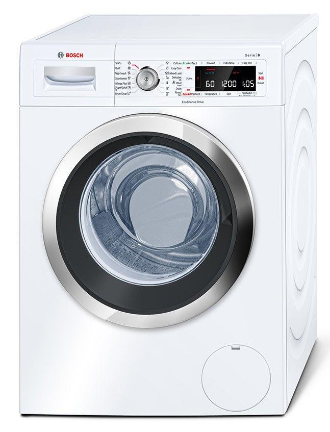 bosch front loading washing machine waw28540au. Black Bedroom Furniture Sets. Home Design Ideas