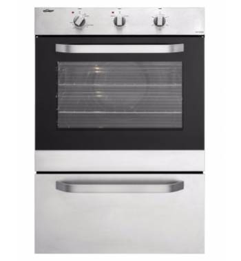 Chef EXC627S 600mm/60cm Electric Wall Oven